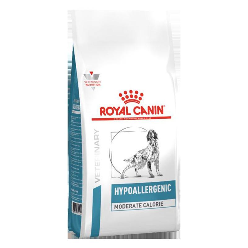 عکس بسته بندی غذای خشک سگ رویال کنین مدل HypoAllergenic وزن 2 کیلوگرم