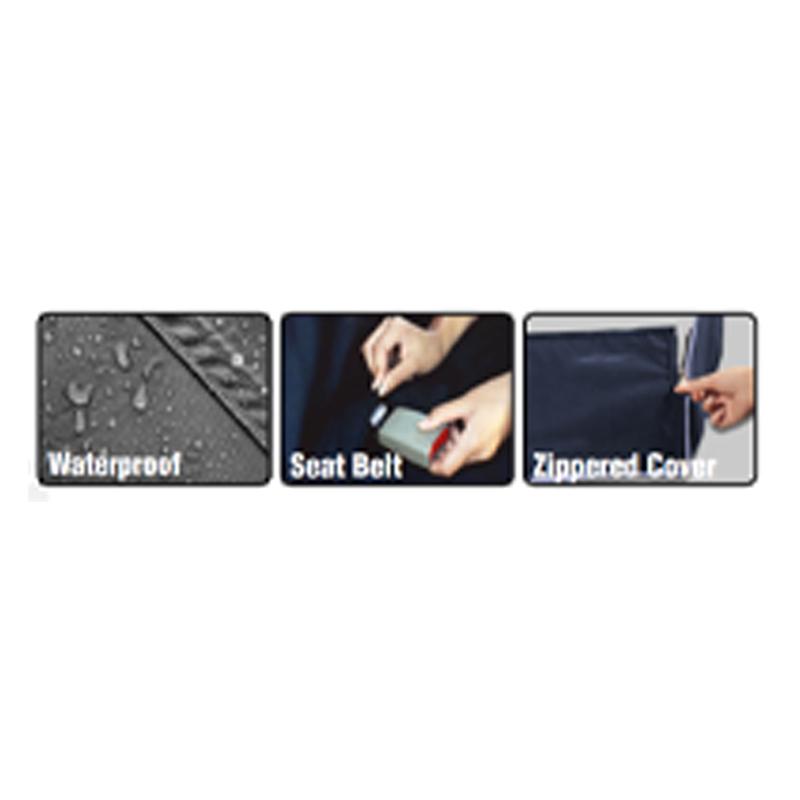 عکس تبلیغاتی کاور صندلی خودرو نیناپت مدل WaterProof C