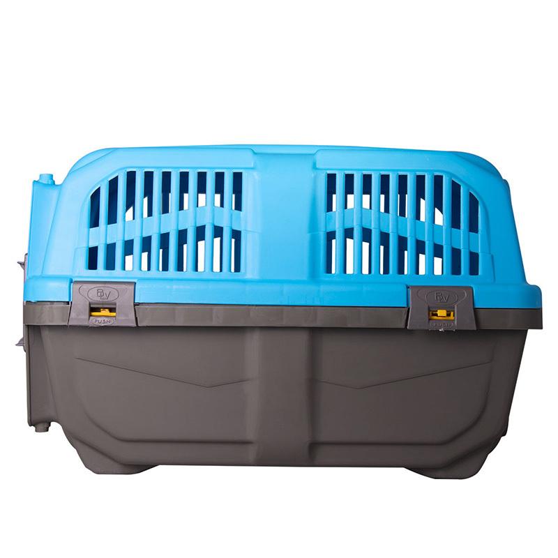 عکس از پشت باکس حمل سگ و گربه هپی پت مدل پانیتو