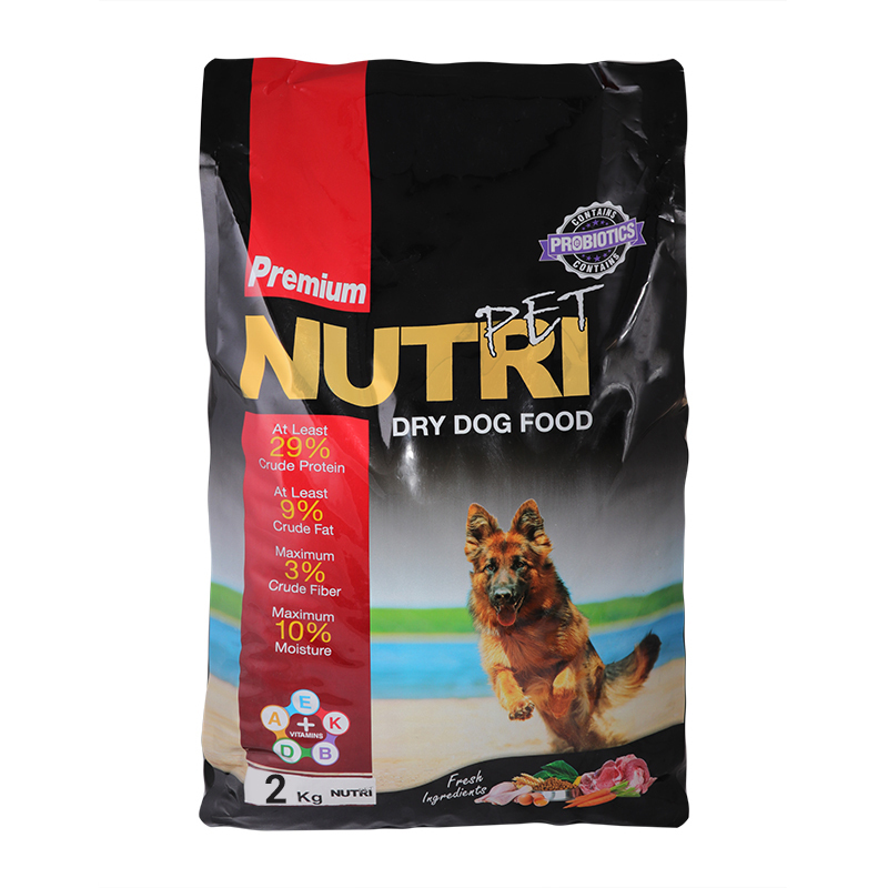 عکس بسته بندی غذای خشک سگ نوتری مدل Adult Premium 29 وزن 15 کیلوگرم