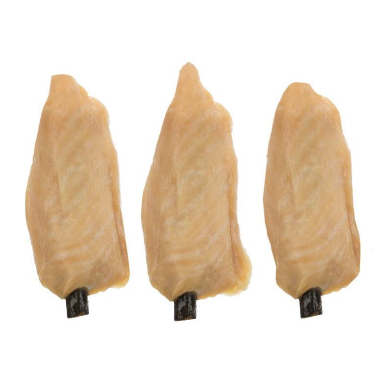 عکس محصول تشویقی گربه تریکسی مدل Chicken Matatabi Tenders با طعم مرغ بسته 3 عددی