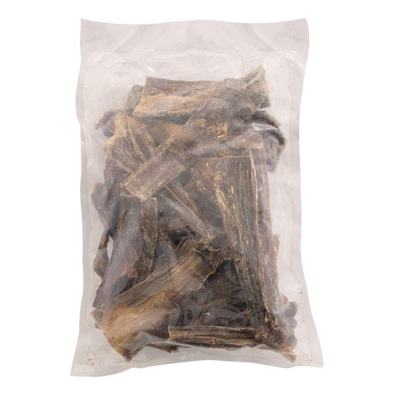 عکس بسته بندی تشویقی سگ نوبی مدل Dried Meat وزن 250 گرم
