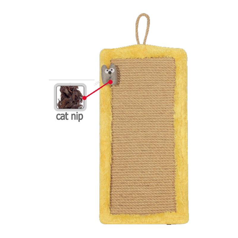 عکس تبلیغاتی اسکرچر دیواری نیناپت مدل سافت رنگ زرد