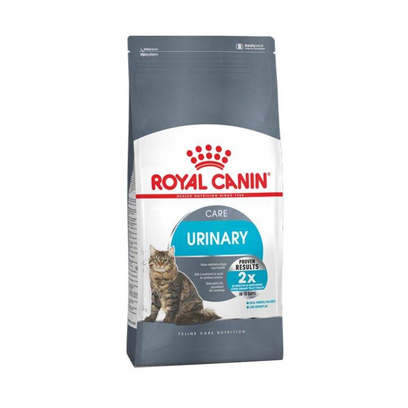 عکس بسته بندی غذای خشک گربه رویال کنین مدل Urinary Care وزن 2 کیلوگرم