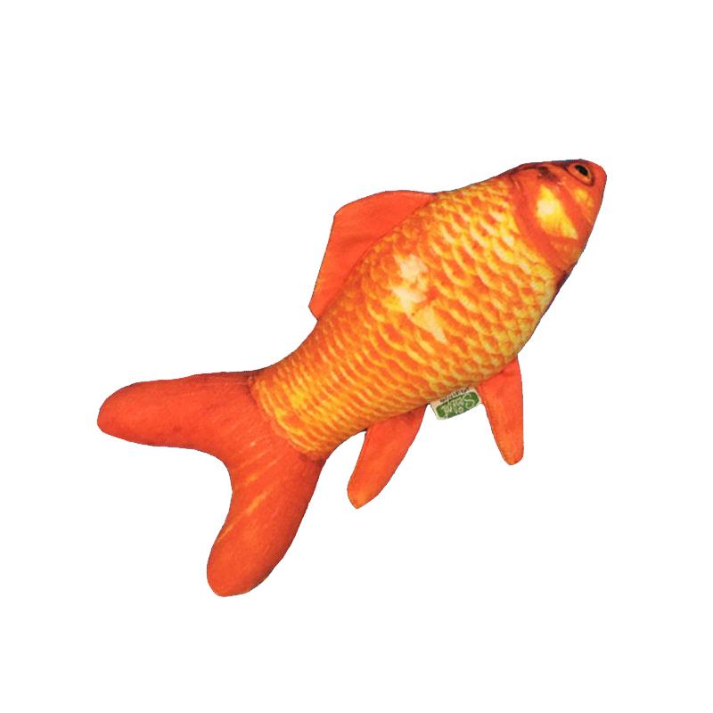 عکس محصول عروسک بازی گربه سویل پت مدل Fish ماهی قرمز 1