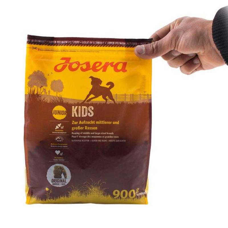 عکس تبلیغاتی غذای خشک سگ جوسرا مدل Junior Kids وزن 900 گرم