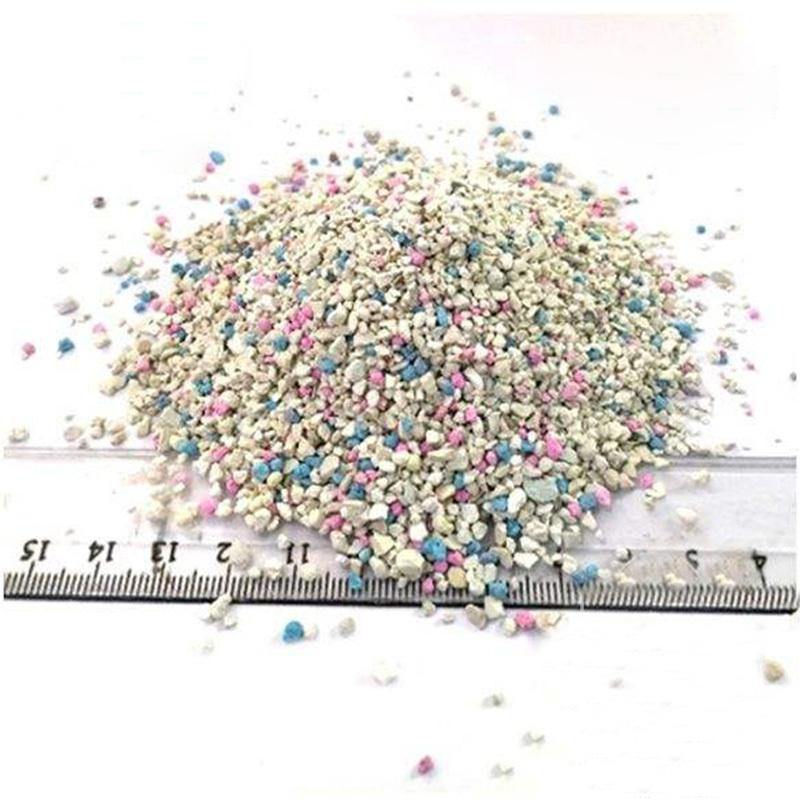 عکس محتویات خاک گربه پی سی ال مدل PCL03 وزن 10 کیلوگرم