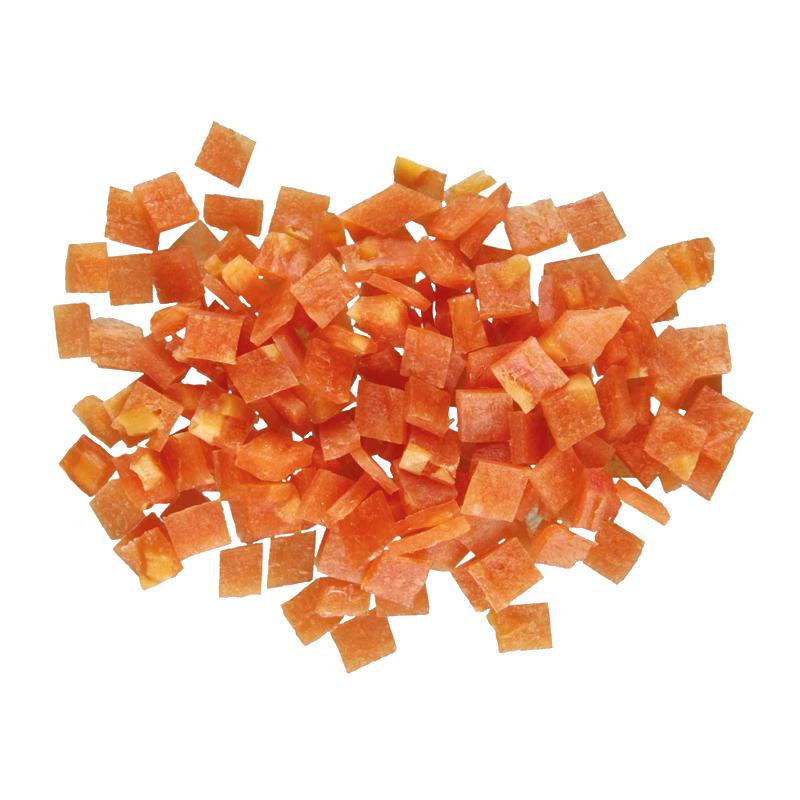 عکس محصول تشویقی گربه تریکسی مدل Cheese Chicken Cubes با طعم پنیر و مرغ وزن 50 گرم