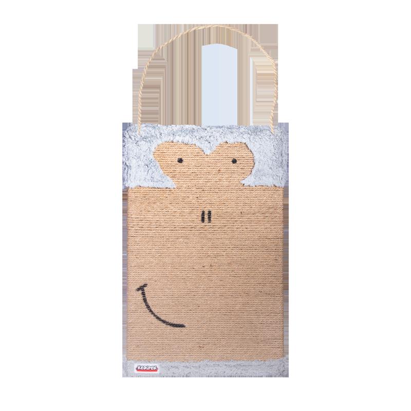 عکس اسکرچر تخته ای کدیپک مدل میمون رنگ آبی روشن