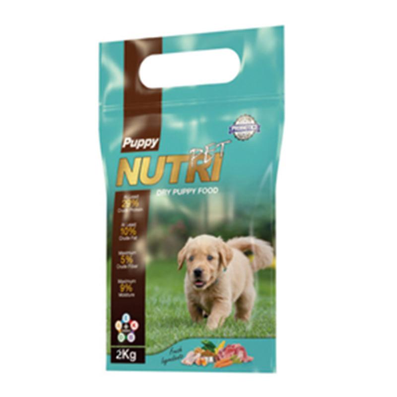 عکس بسته بندی غذای خشک توله سگ نوتری مدل Puppy وزن 2 کیلوگرم