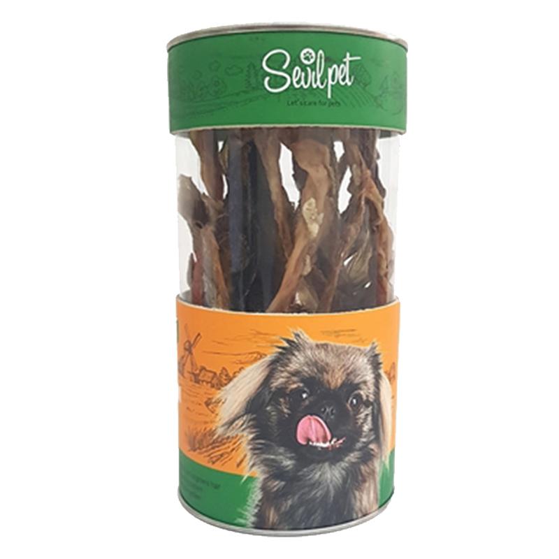 عکی بسته بندی تبلیغاتی تشویقی سگ سویل پت مدل Lamb Abomasum وزن 60 گرم