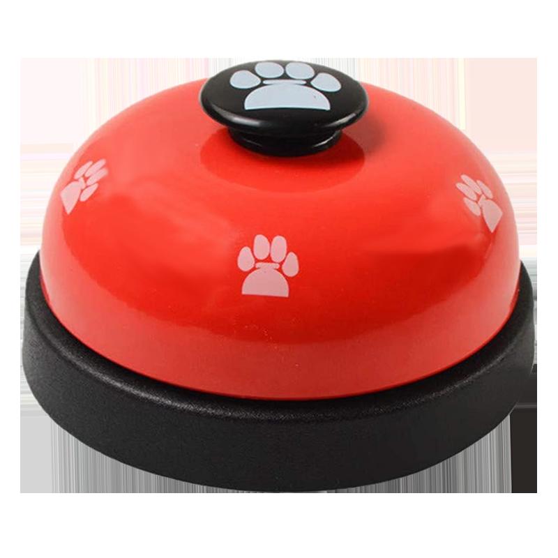 زنگ آموزشی سگ و گربه قرمز مشکی