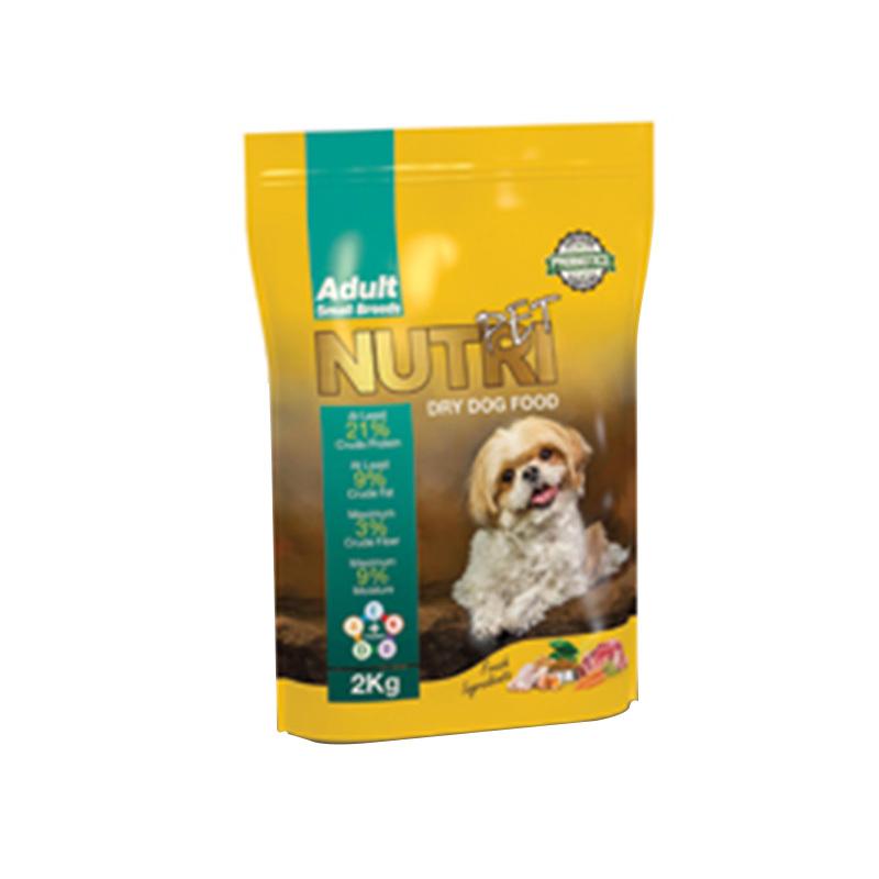 عکس غذای خشک سگ نوتری مدل Mini Adult وزن 2 کیلوگرم