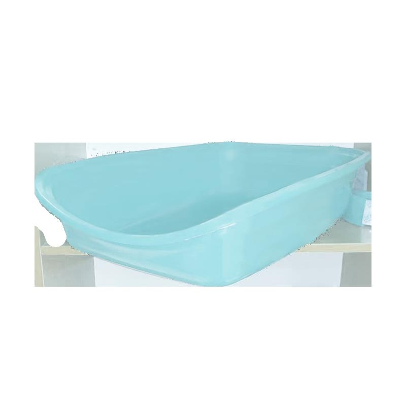 ظرف خاک گربه هپی پت مدل مشا آبی