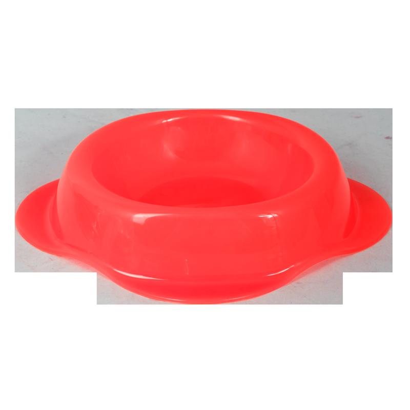 ظرف غذای حیوانات آلوین مدل تام رنگ قرمز