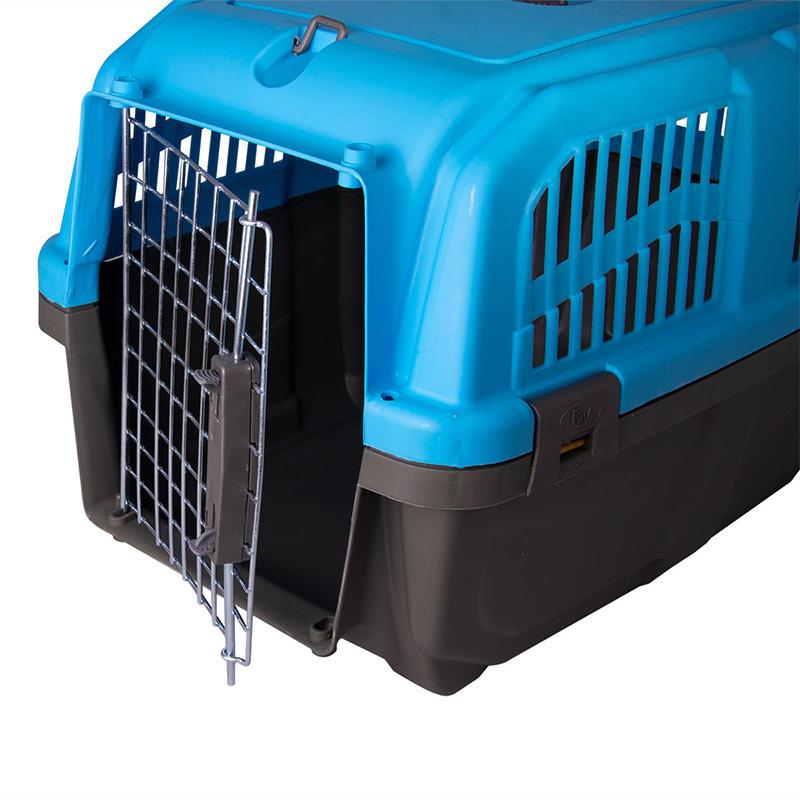 عکس درب باکس حمل سگ و گربه هپی پت مدل پانیتو