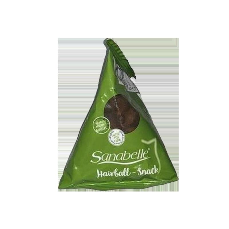 تشویقی گربه هیربال سانابل Sanabelle Hairball وزن 20 گرم
