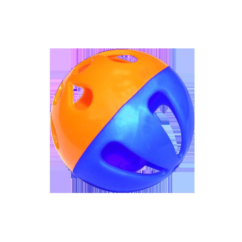 عکس محصول دوم اسباب بازی حیوانات هپی پت مدل توپ مشا کوچک