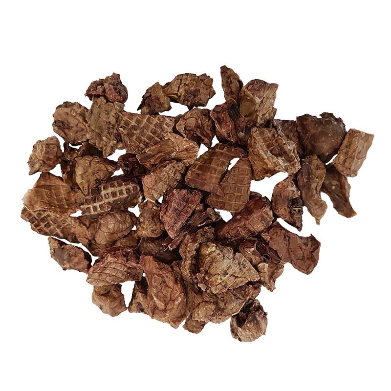 عکس محصول تشویقی سگ هاپومیل مدل Beef Lung وزن 60 گرم
