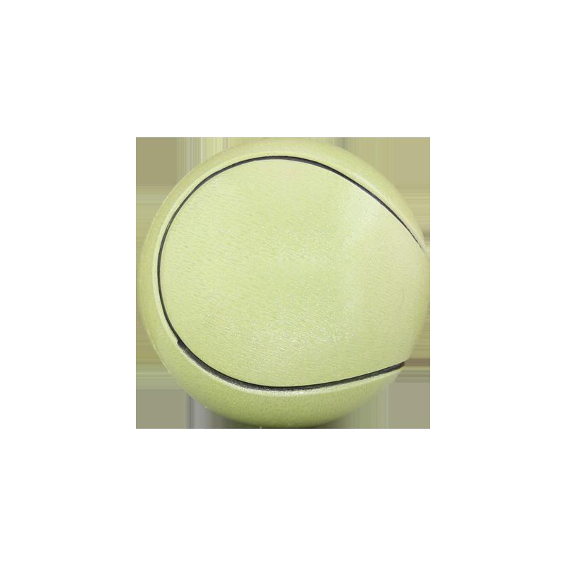 اسباب بازی سگ مدل توپ لاتکس زرد