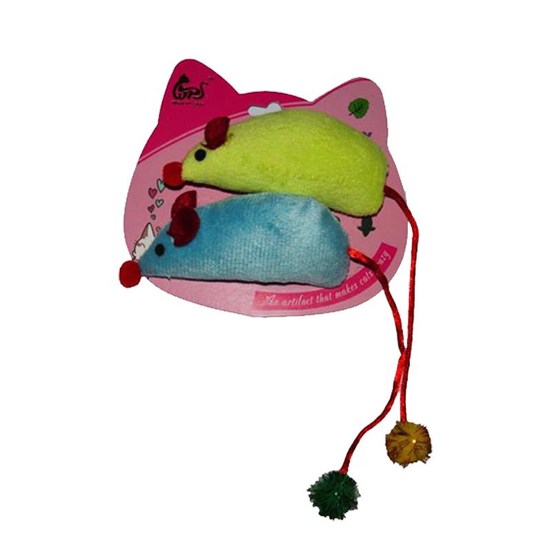 عکس اسباب بازی گربه مدل موش دو عددی