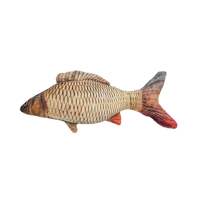 عکس محصول عروسک بازی گربه سویل پت مدل Fish ماهی کپور 2