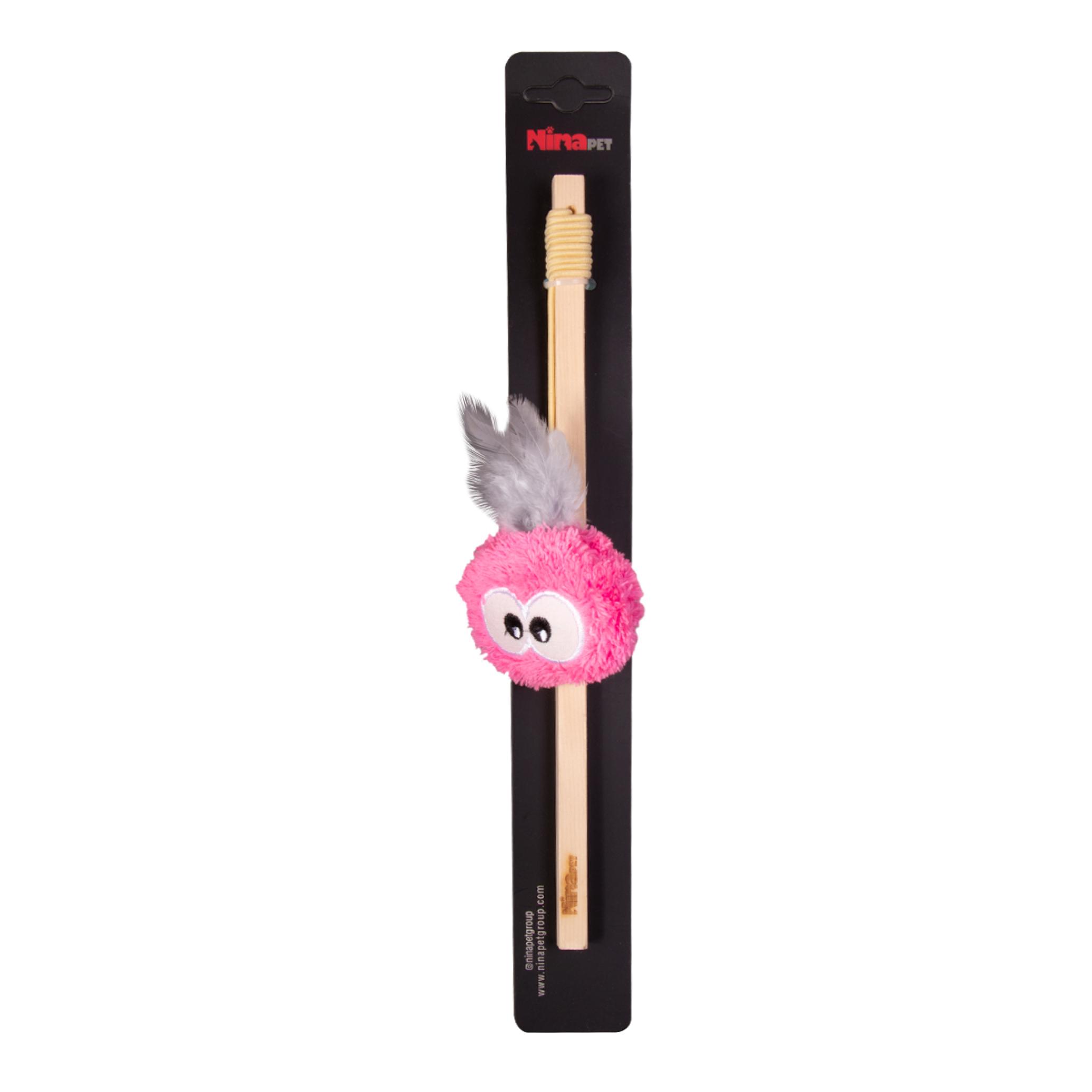 عکس چوب بازی نیناپت مدل میچو رنگ صورتی