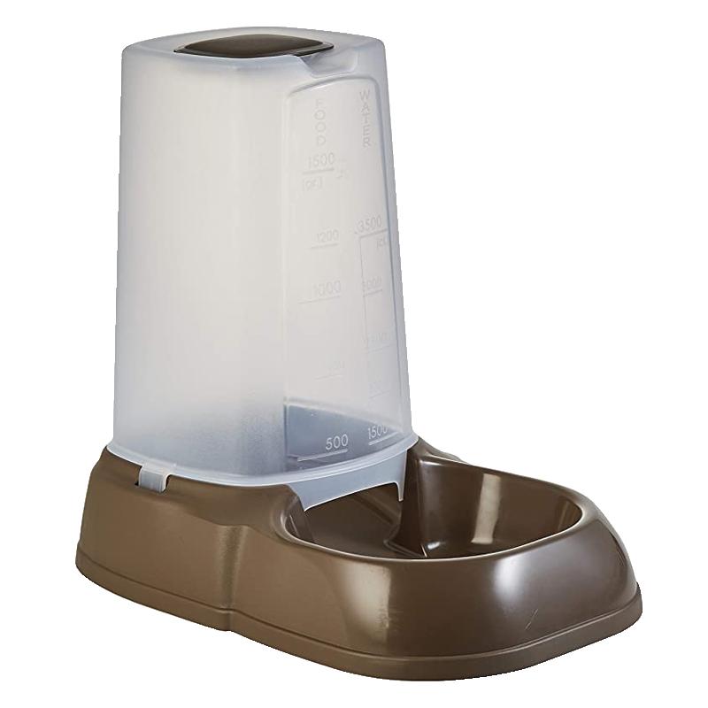 ظرف غذای خودکار حیوانات ام پی اس مدل Maya Larg ظرفیت 1500 گرم
