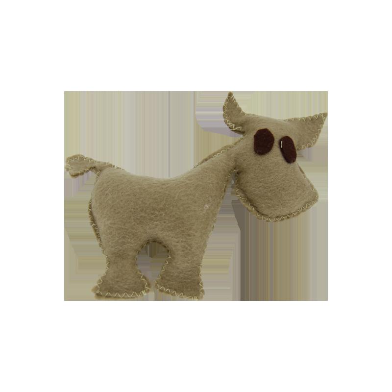 عروسک بازی گربه و سگ مدل گوزن کوچک