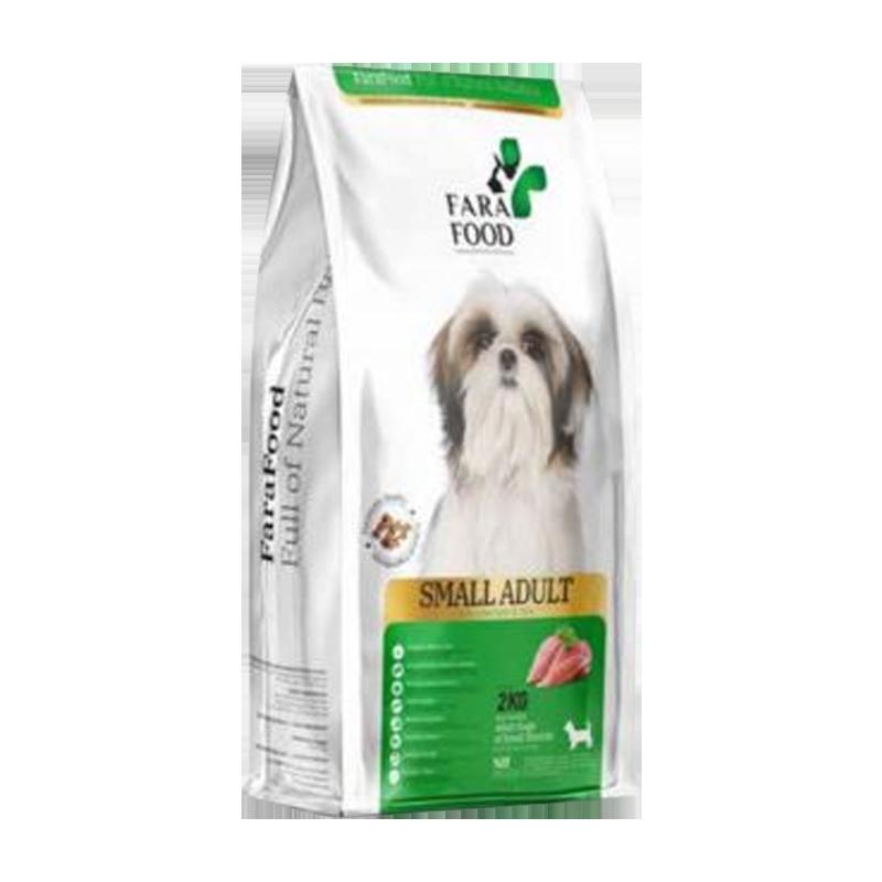 غذای خشک سگ فرافود مدل Mini Adult Chicken & Rice وزن 2 کیلوگرم