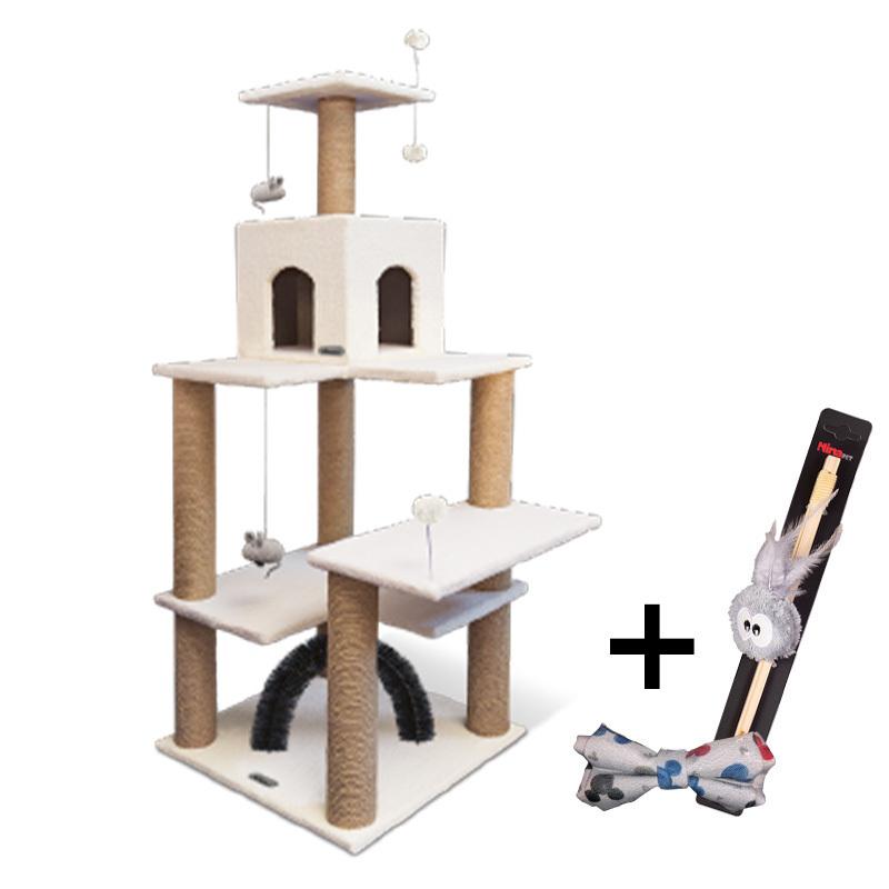 عکس درخت گربه نیناپت مدل X + هدیه